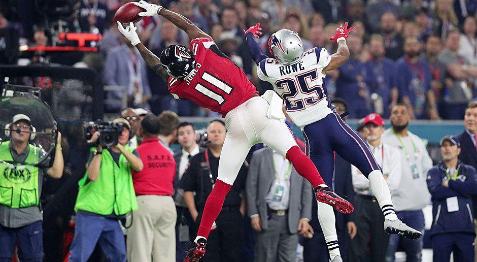 12. neuer Rekord: Meiste First Downs in einem Super Bowl - Bildquelle: Getty Images