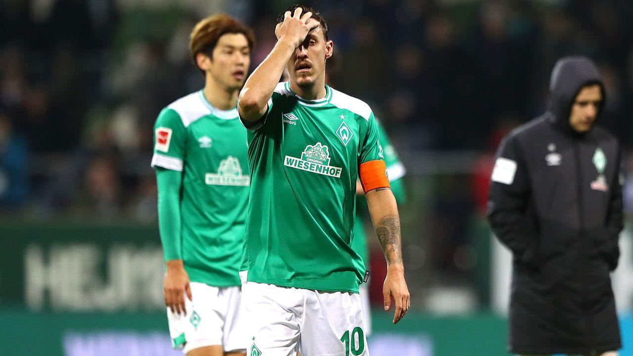 Werder Bremen - Bildquelle: Getty Images