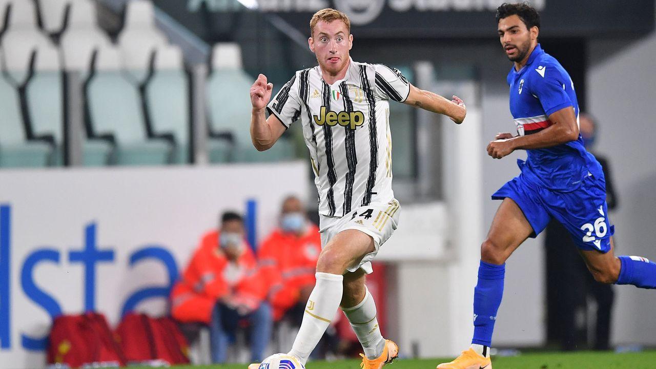 6. Dejan Kulusevski (Juventus Turin) - 41 Punkte - Bildquelle: Getty Images
