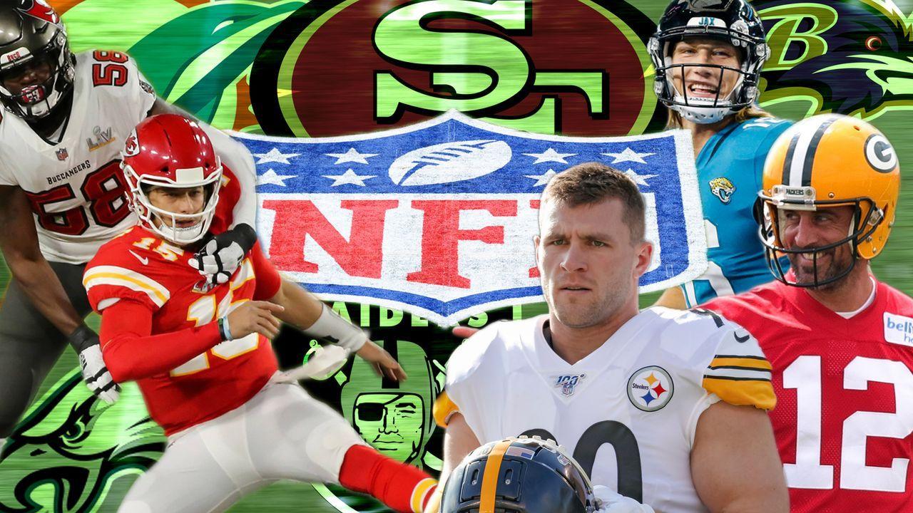Die wichtigste Frage zu jedem NFL-Team 2021 - Bildquelle: getty images / imago