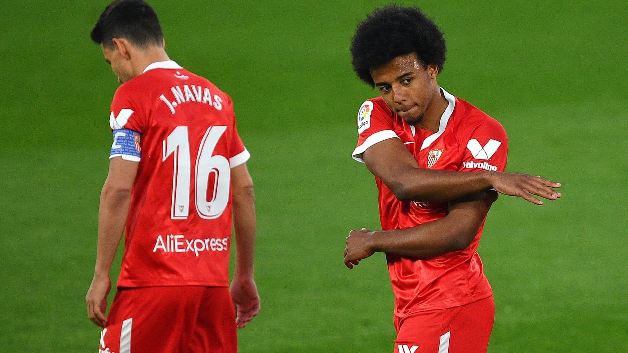 Jules Kounde (FC Sevilla) - Bildquelle: 2021 Getty Images