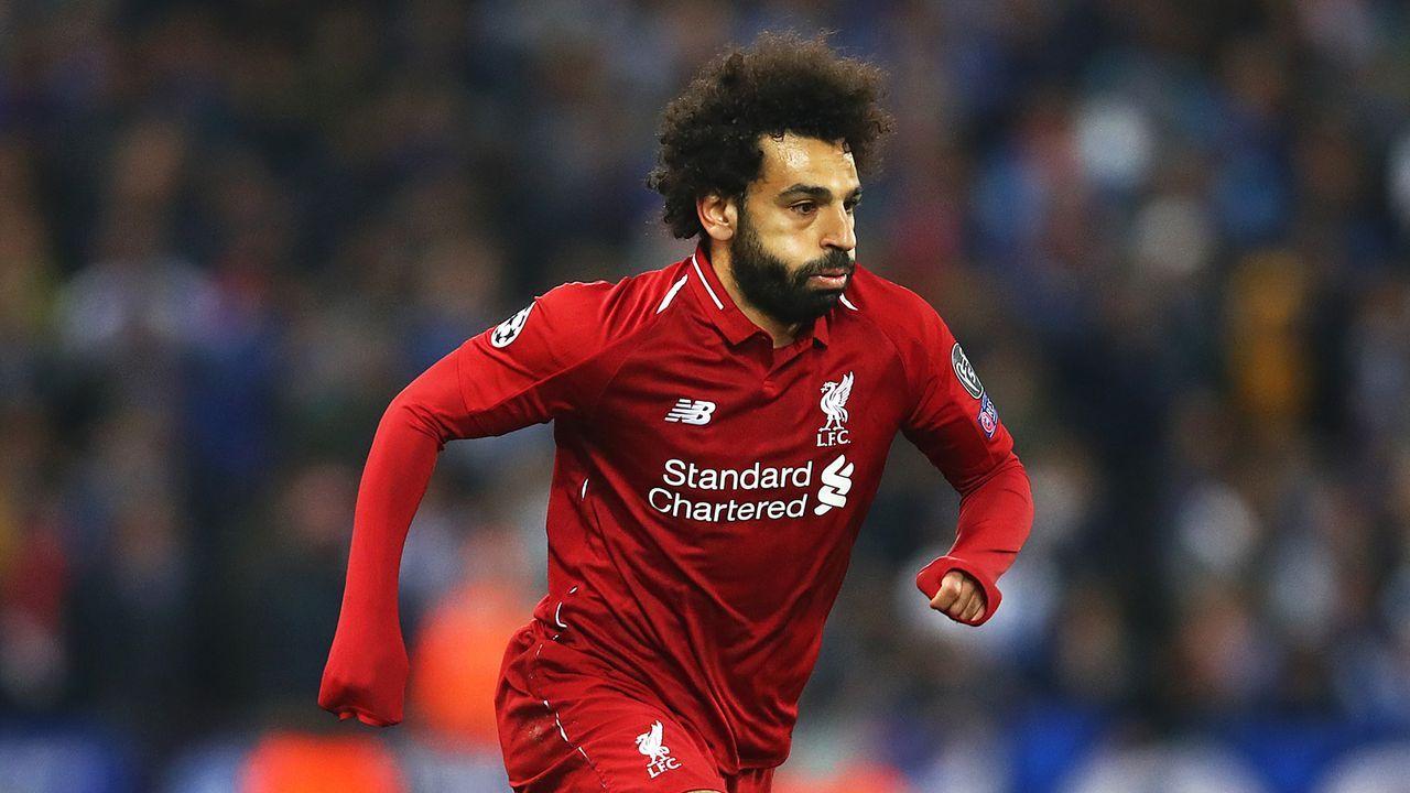 2018: Mohamed Salah  - Bildquelle: 2019 Getty Images
