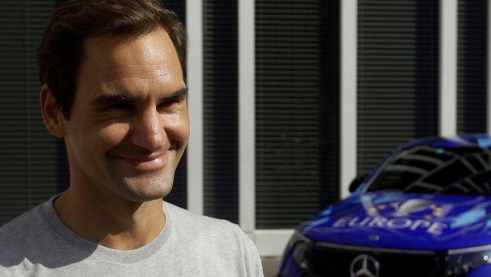 Federer sieht Team Europa im Vorteil - Bildquelle: MERCEDES-BENZMERCEDES-BENZMERCEDES-BENZ