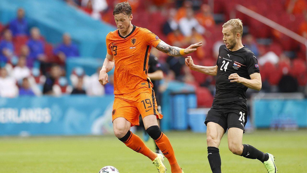 So spielten die Bundesliga-Stars bei Niederlande gegen Österreich - Bildquelle: IMAGO / Pro Shots