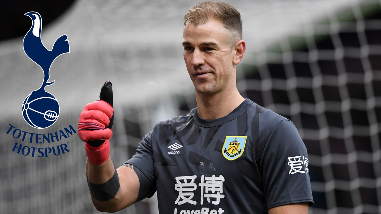Joe Hart (Tottenham Hotspur) - Bildquelle: 2020 Getty Images
