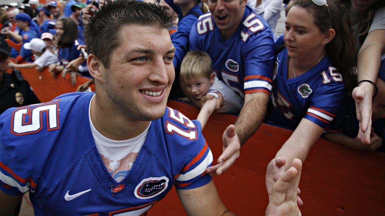 Florida Gators: Letzter Titel mit Tim Tebow - Bildquelle: imago sportfotodienst