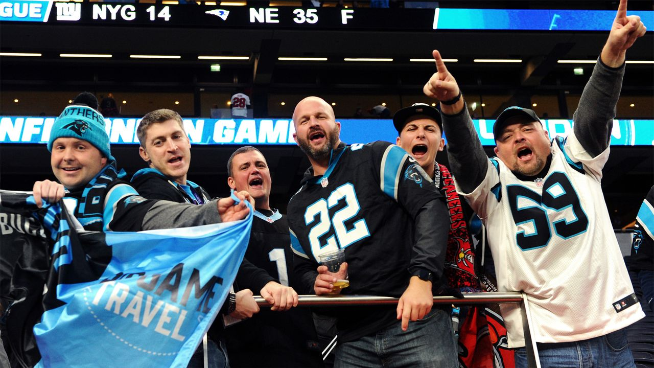 Verlierer: Fan-Base der Carolina Panthers - Bildquelle: Getty Images
