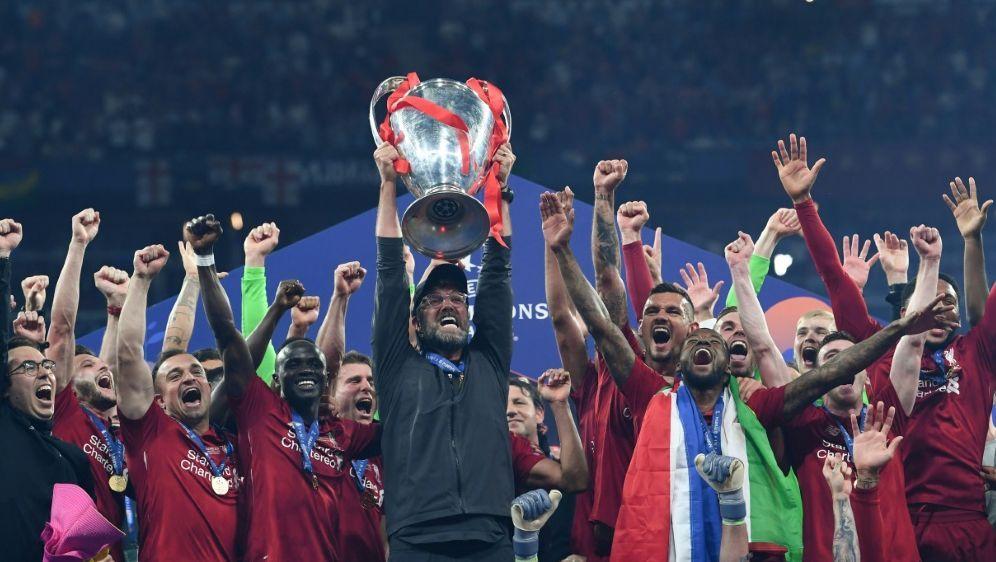 Gewann mit Liverpool die Champions League: Jürgen Klopp - Bildquelle: AFPSIDPAUL ELLIS