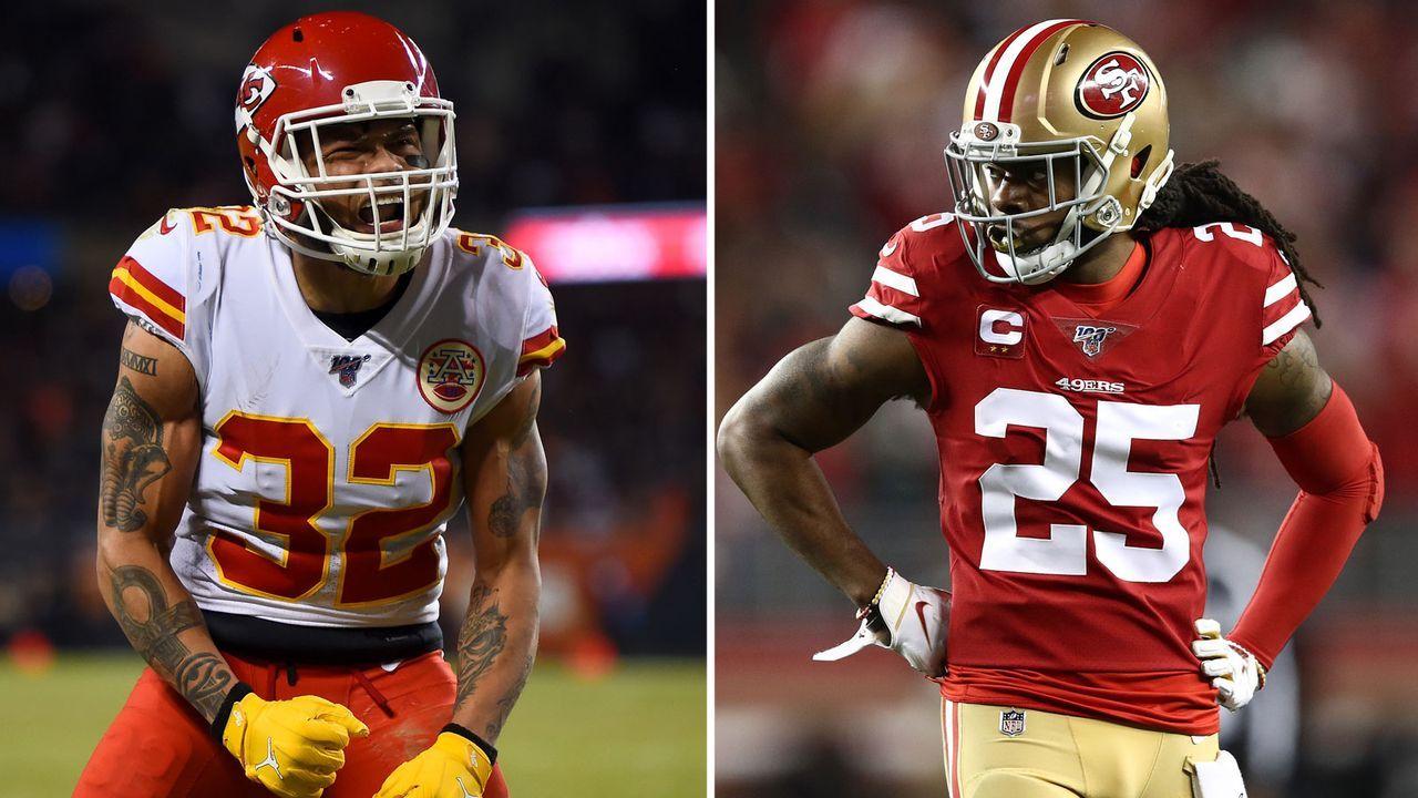Defensive Backs im Head-to-Head-Vergleich - Bildquelle: Getty Images