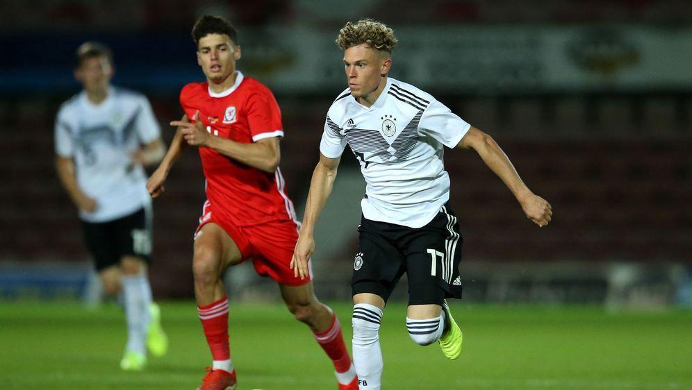 Ist der aktuelle Shooting-Star der deutschen U21-Nationalmannschaft: Robin H... - Bildquelle: 2019 Getty Images