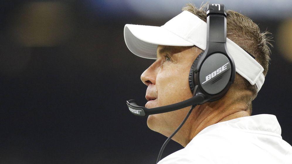 Sean Payton bleibt den New Orleans Saints noch längerfristig erhalten - Bildquelle: imago images / ZUMA Press