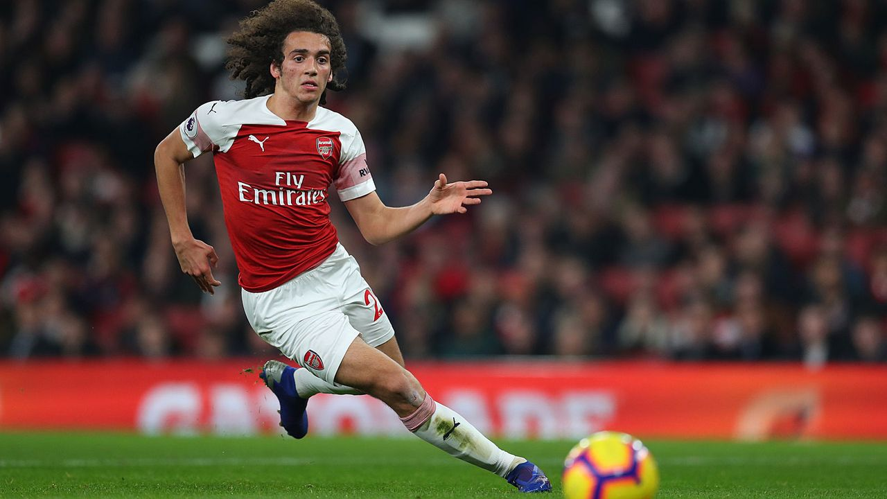 Platz 2: Matteo Guendouzi (FC Arsenal) - Bildquelle: 2019 Getty Images
