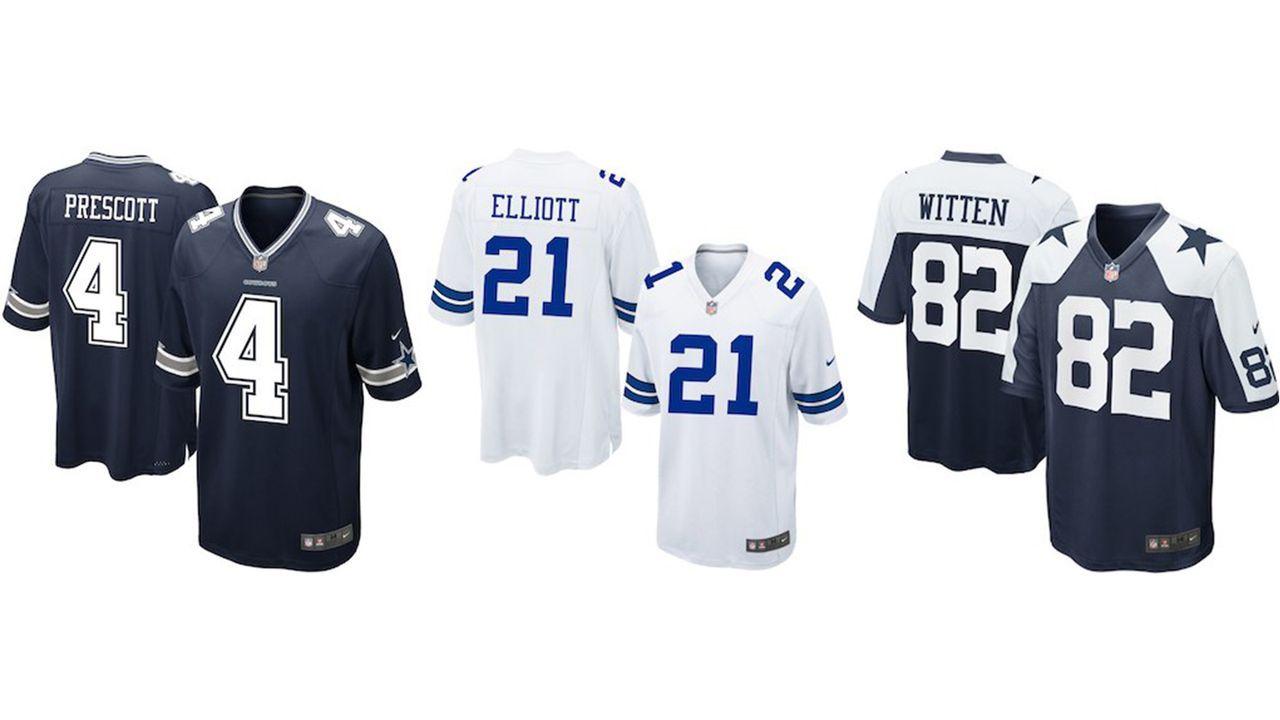 Dallas Cowboys - Bildquelle: nflshop.com