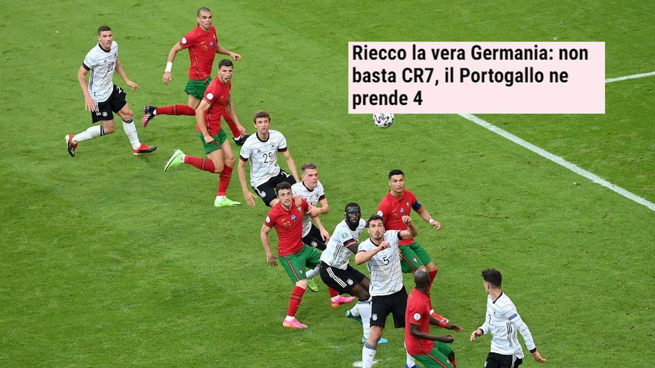 Gazzetta dello Sport (Italien) - Bildquelle: 2021 Getty Images
