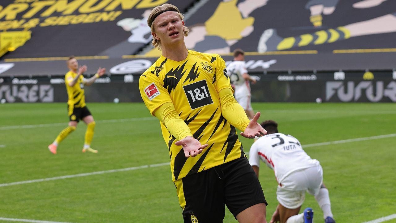 Manchester City – Borussia Dortmund (Hinspiel 6. April/Rückspiel 14. April) - Bildquelle: Imago Images