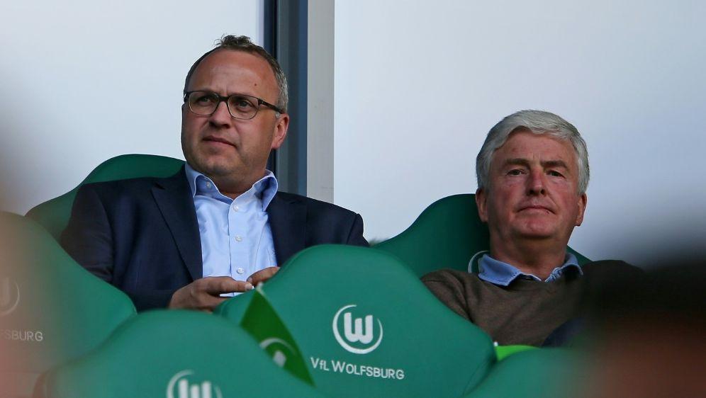 Frank Wettstein (l.) will alle Arbeitsplätze erhalten - Bildquelle: PIXATHLONPIXATHLONSID