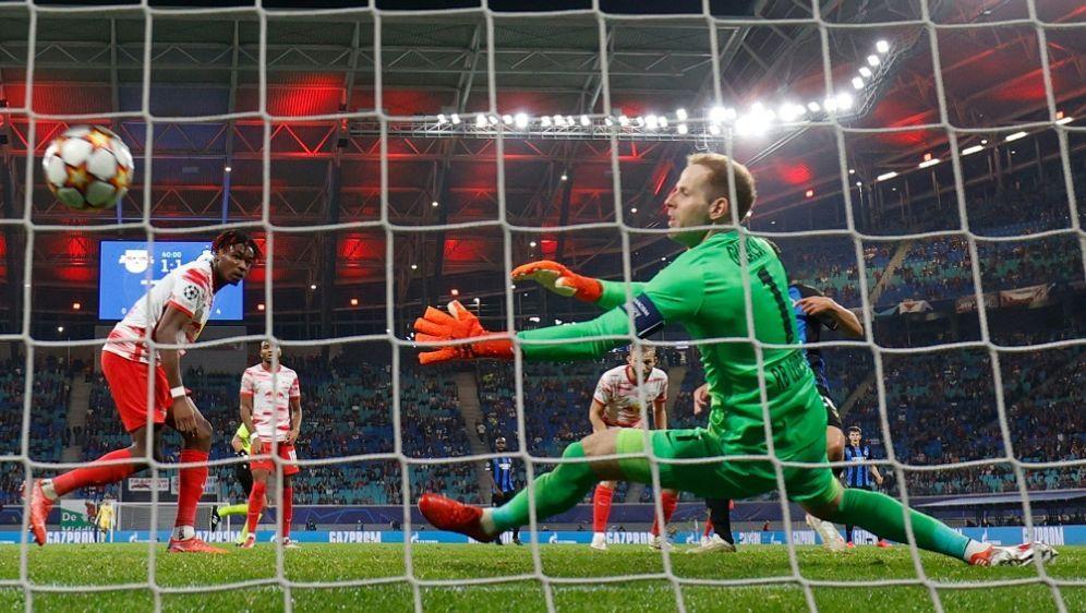 Leipzig patzt gegen den FC Brügge - Bildquelle: AFPSIDODD ANDERSEN