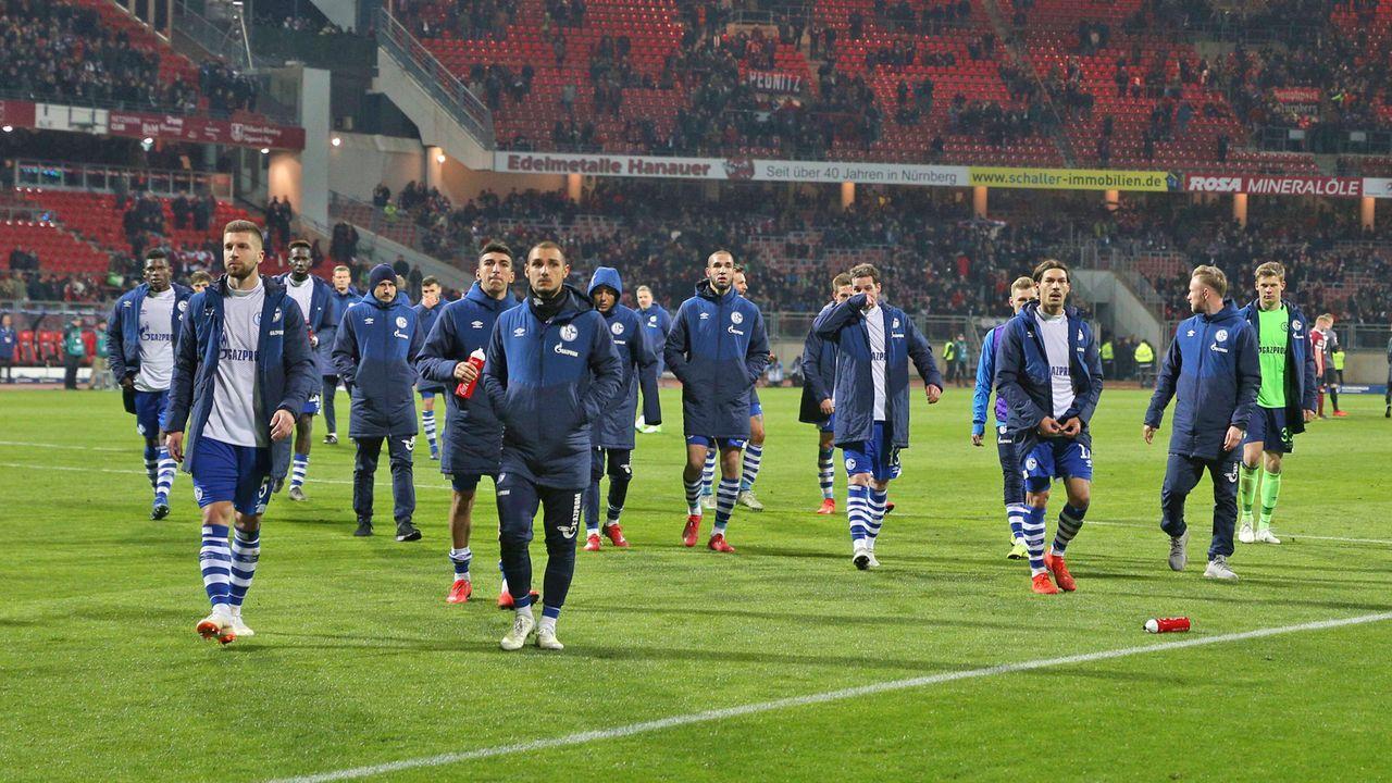 Harit, Rudy, Konoplyanka und Co. (FC Schalke 04) - Bildquelle: imago