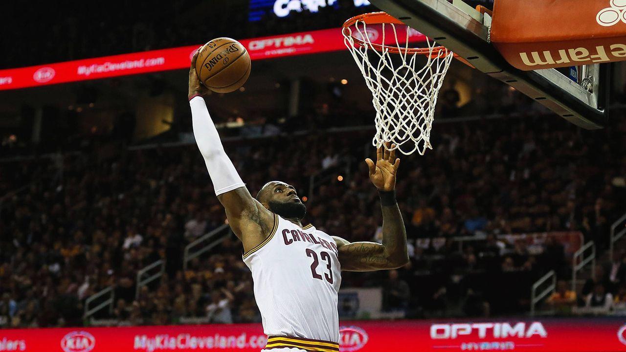 LeBron James: Der beste Small Forward in der Geschichte der NBA - Bildquelle: imago/ZUMA Press