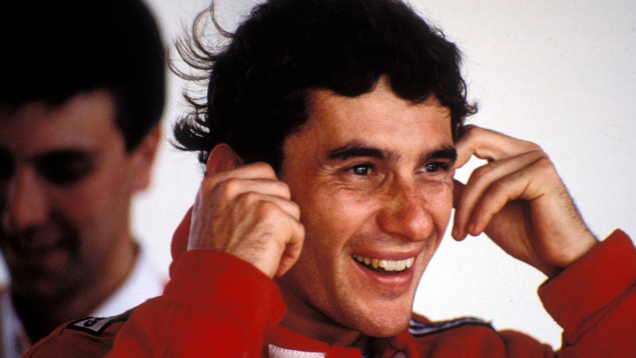 Ayrton Senna: Als die Formel 1 ihre Seele verlor - Bildquelle: imago images / WEREK