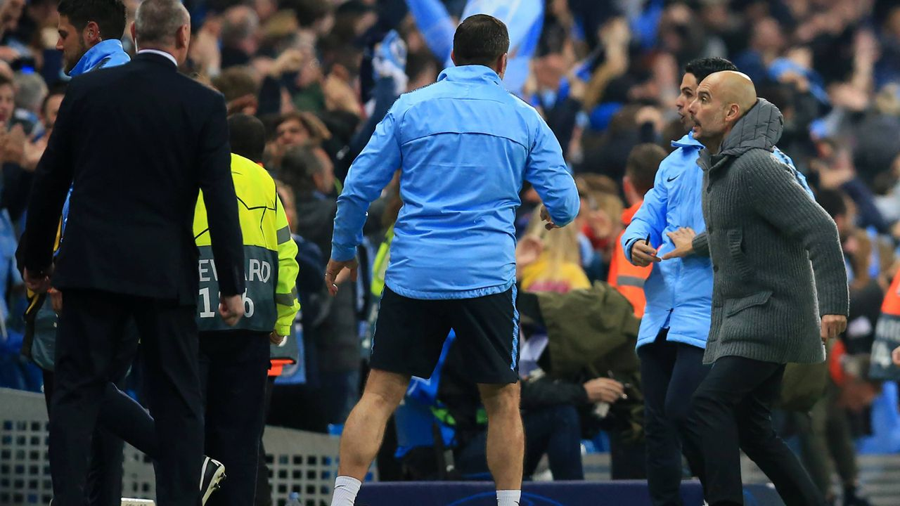 Manchester City - Tottenham Hotspur 4:3 - Bildquelle: imago images / Action Plus