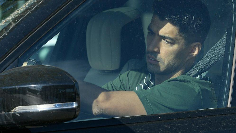 Luis Suarez will italienische Staatsbürgerschaft - Bildquelle: AFPSIDLLUIS GENE
