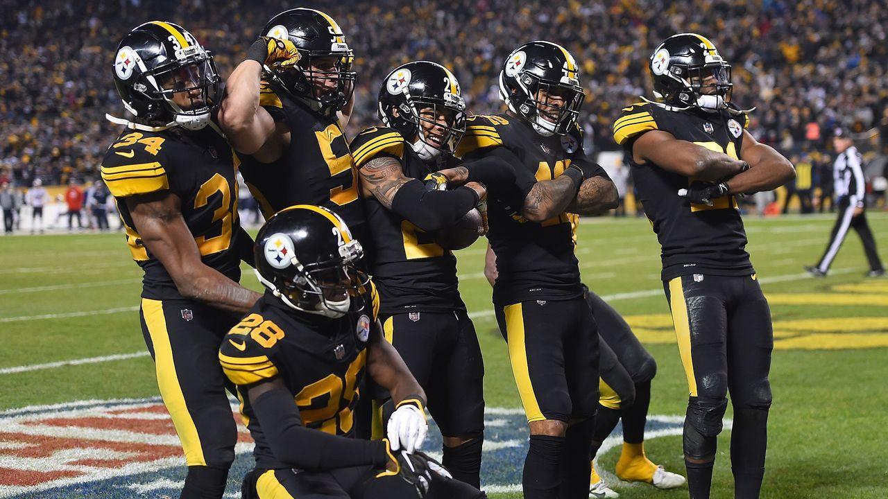 23. Pittsburgh Steelers - Bildquelle: 2018 Getty Images