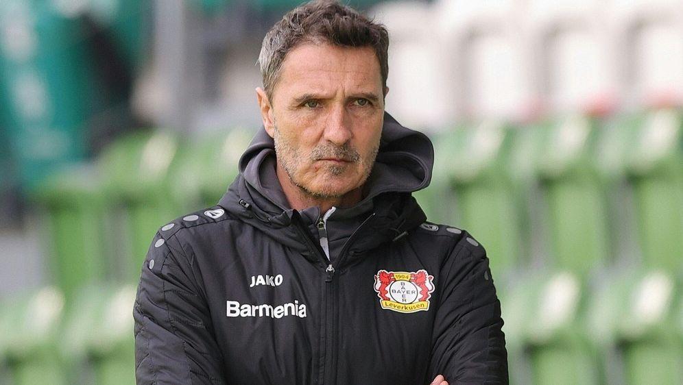 Achim Feifel verlängert seinen Vertrag in Leverkusen - Bildquelle: FIROFIROSID