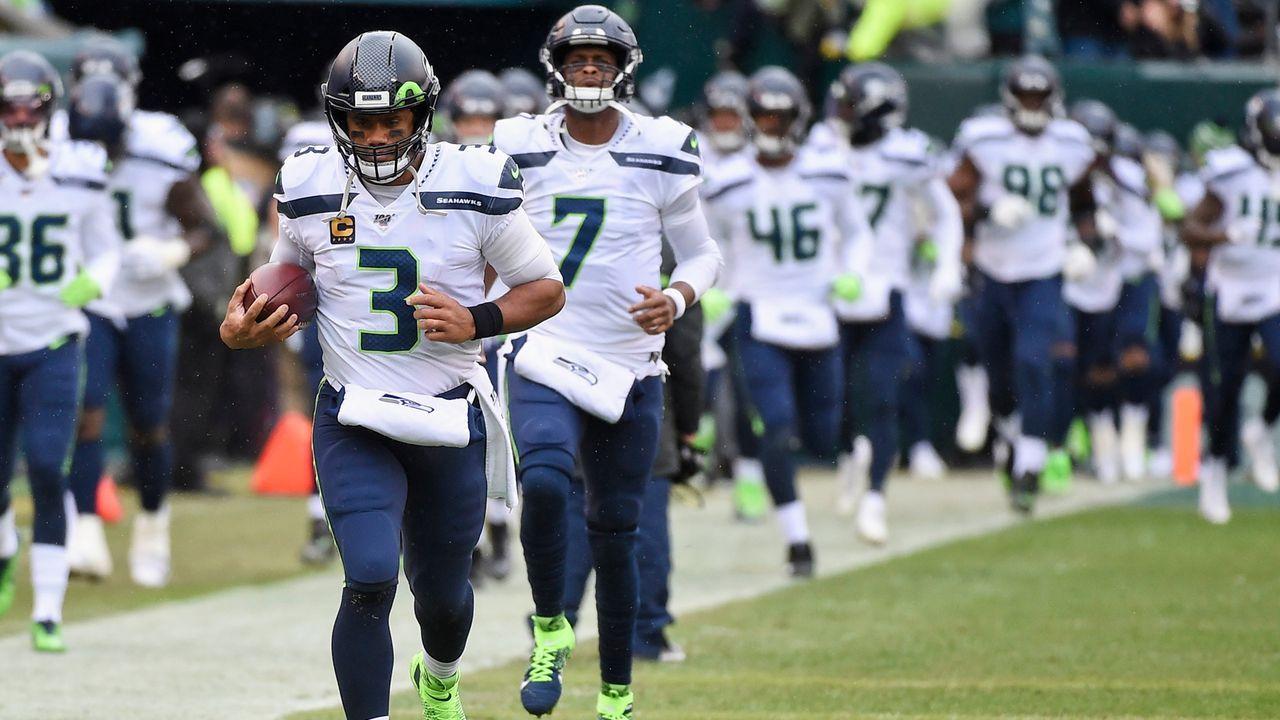Seattle Seahawks - die Ausgangssituation - Bildquelle: imago images/Icon SMI