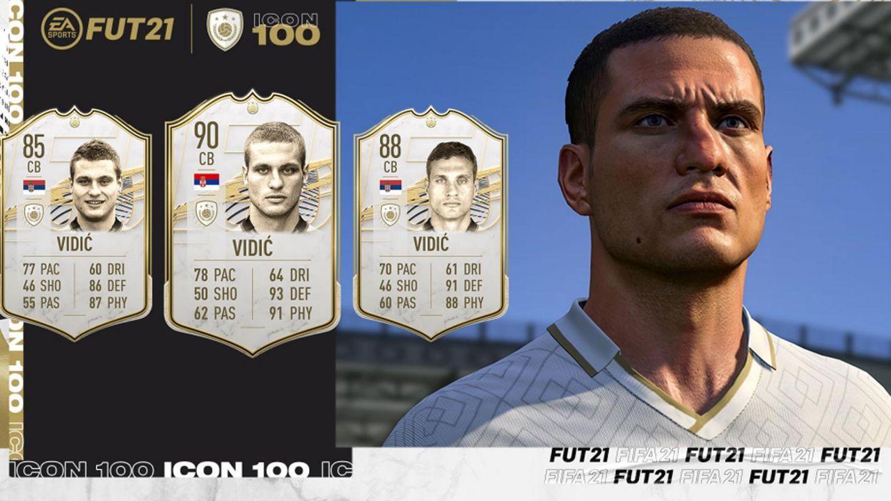 Nemanja Vidic - Bildquelle: EA Sports
