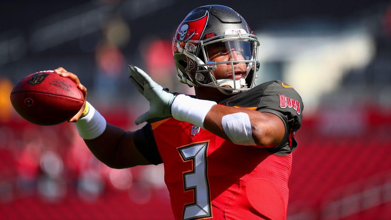 Jameis Winston (Quarterback, Tampa Bay Buccaneers) - Bildquelle: 2018 Getty Images