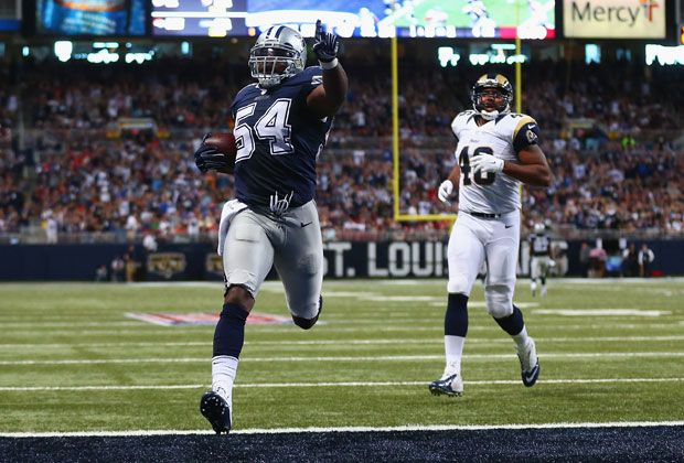 St. Louis Rams - Dallas Cowboys 31:34 - Bildquelle: getty