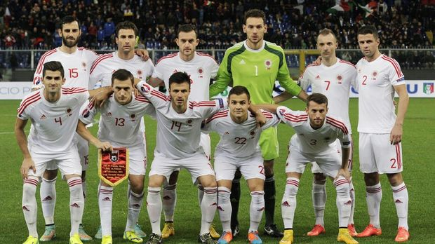Albanien Wm