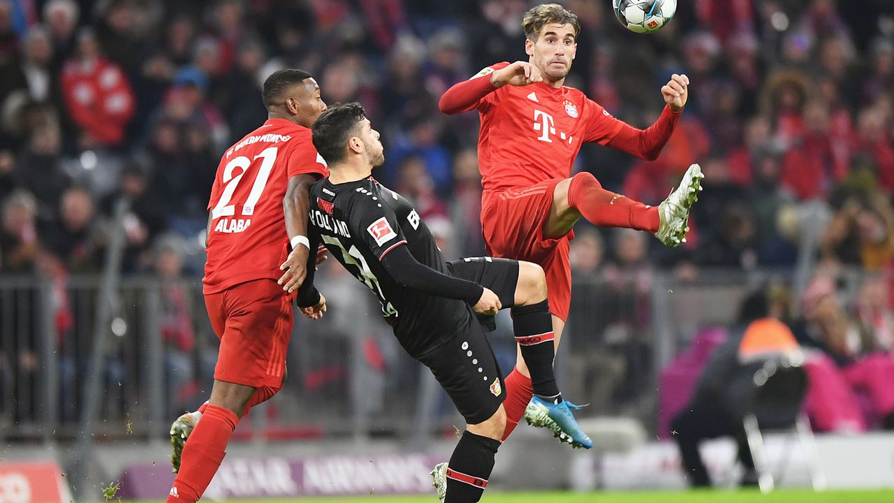 Der FC Bayern München gegen Bayer Leverkusen in der Einzelkritik - Bildquelle: Getty Images