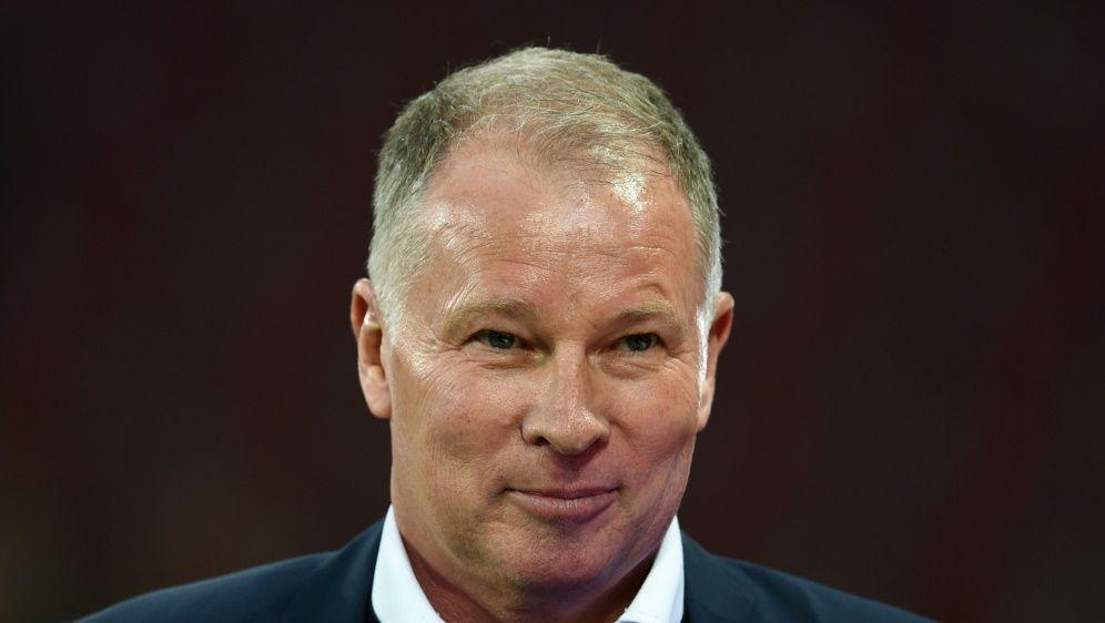 Stefan Reuter glaubt weiter an den FC Augsburg - Bildquelle: AFPSIDCHRISTOF STACHE