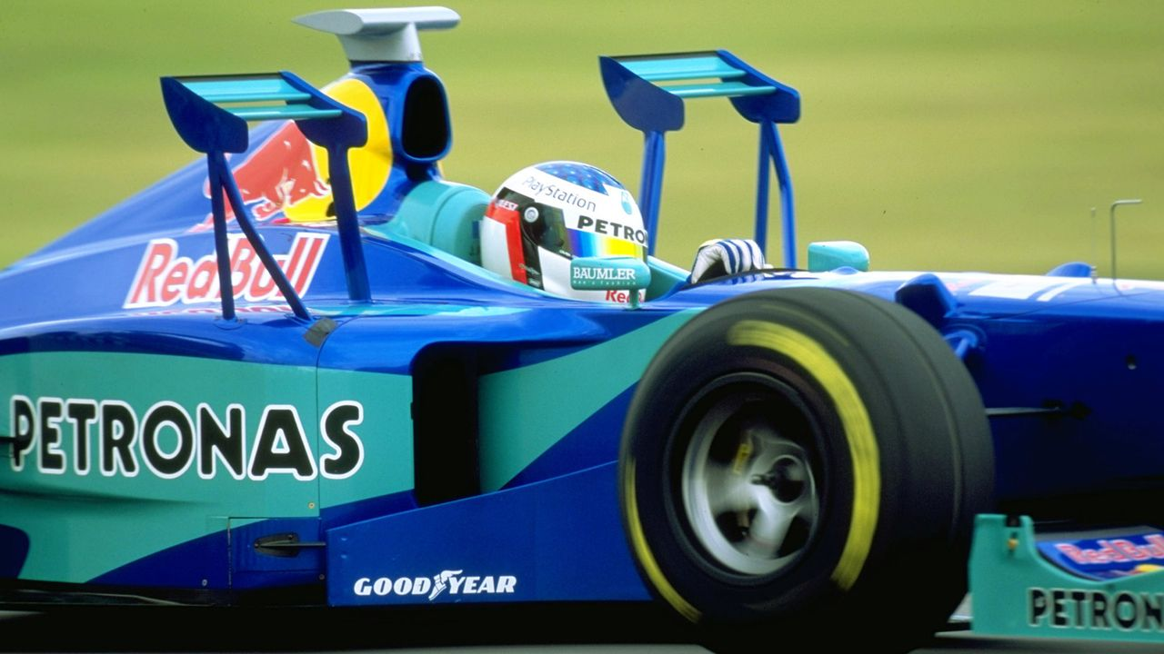 Sauber (1998)  - Bildquelle: Getty