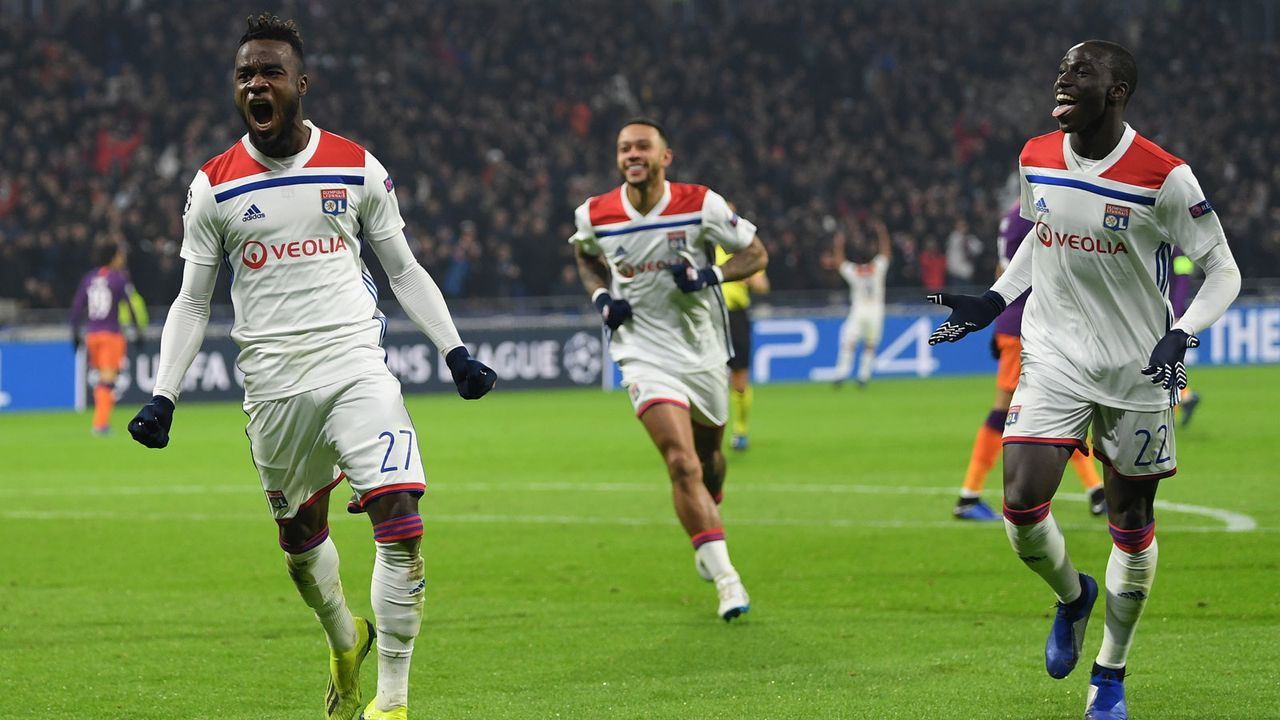 Platz 12: Olympique Lyon  - Bildquelle: 2018 Getty Images