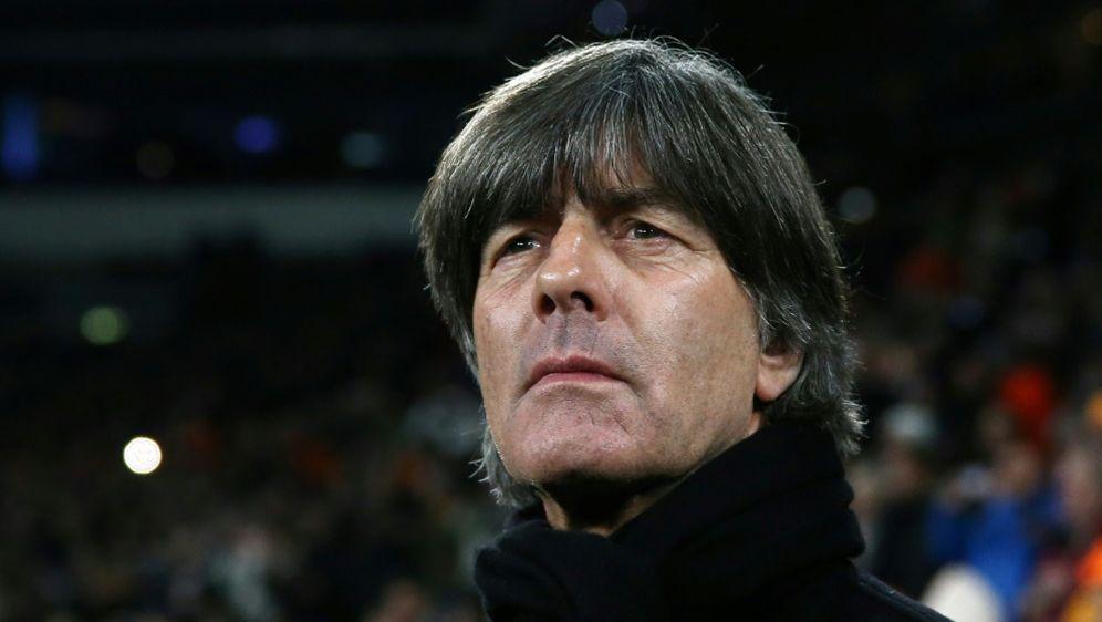 Bundestrainer Löw erklärt Rauswurf der drei Weltmeister - Bildquelle: PIXATHLONPIXATHLONSID
