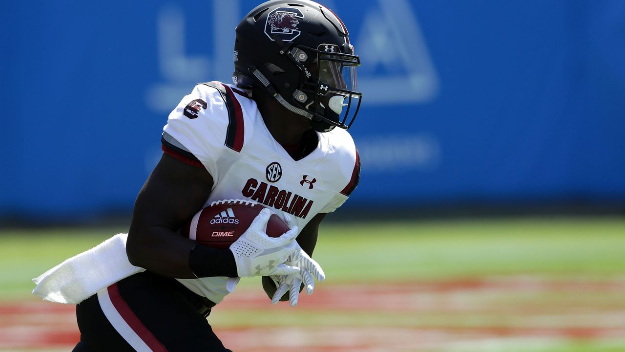 Deebo Samuel (Draft Prospect) - Bildquelle: 2017 Getty Images