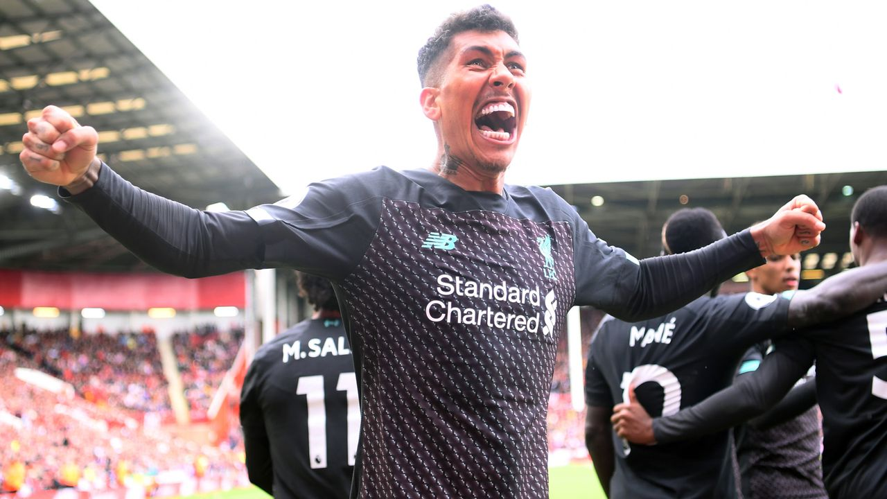 Roberto Firmino - Bildquelle: 2019 Getty Images