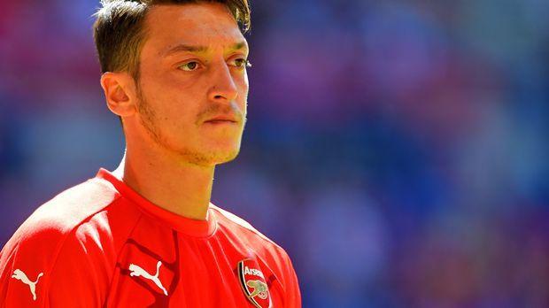 Mesut Özil - Bildquelle: 2015 Getty Images