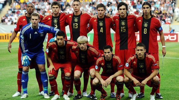 Deutschland Gewinnt U21 Em 2009 Die Aufstellung Im Finale