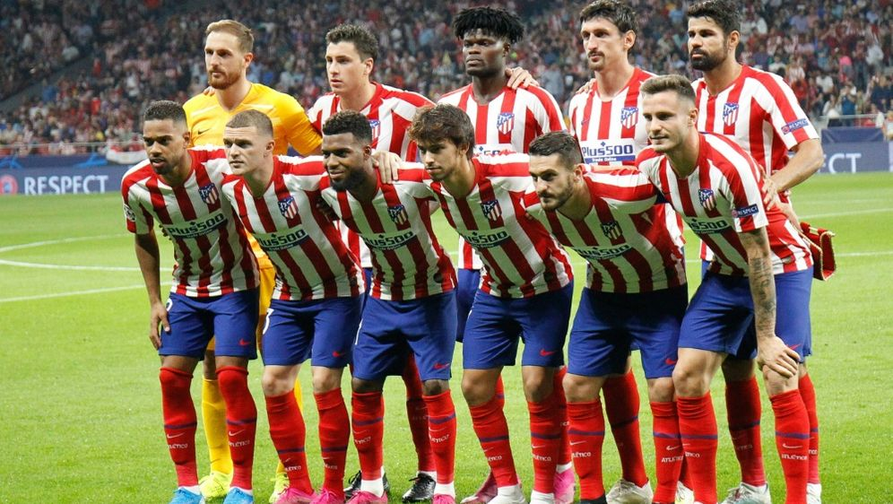 Atletico Madrid soll eine Partie in den USA spielen - Bildquelle: PIXATHLONPIXATHLONSID