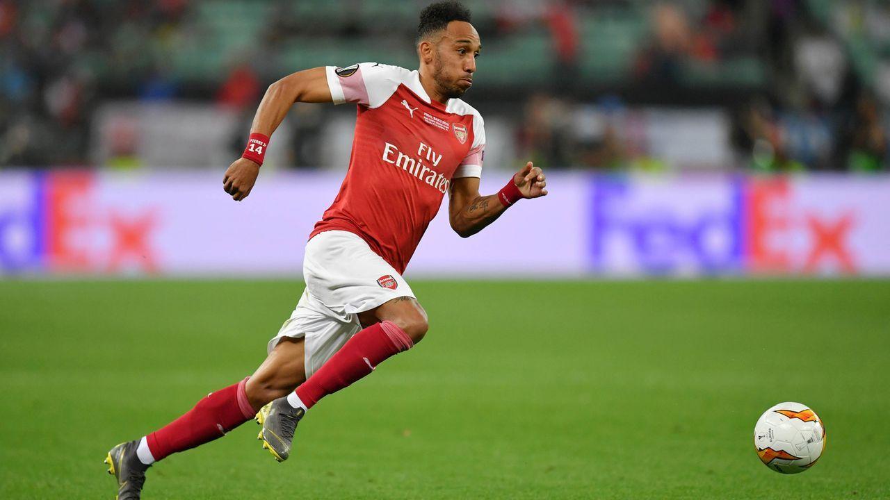 Pierre-Emerick Aubameyang (FC Arsenal) - Bildquelle: 2019 Getty Images