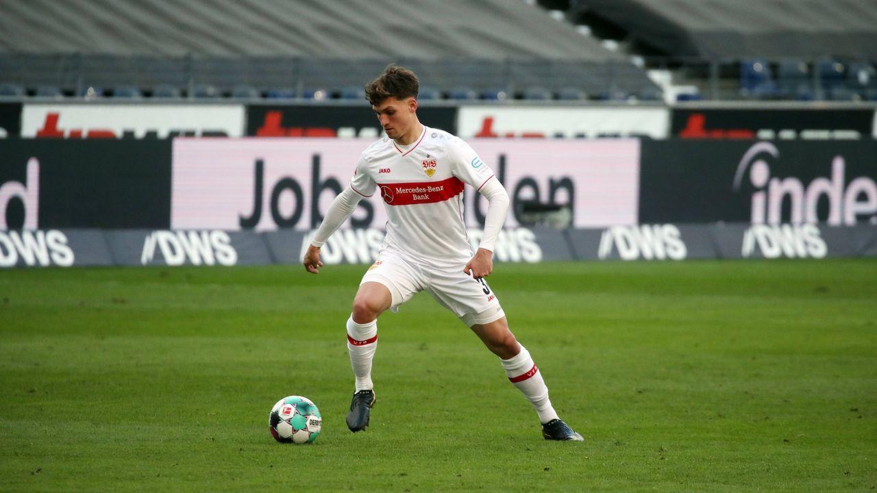 Mateo Klimowicz (VfB Stuttgart) - Bildquelle: imago