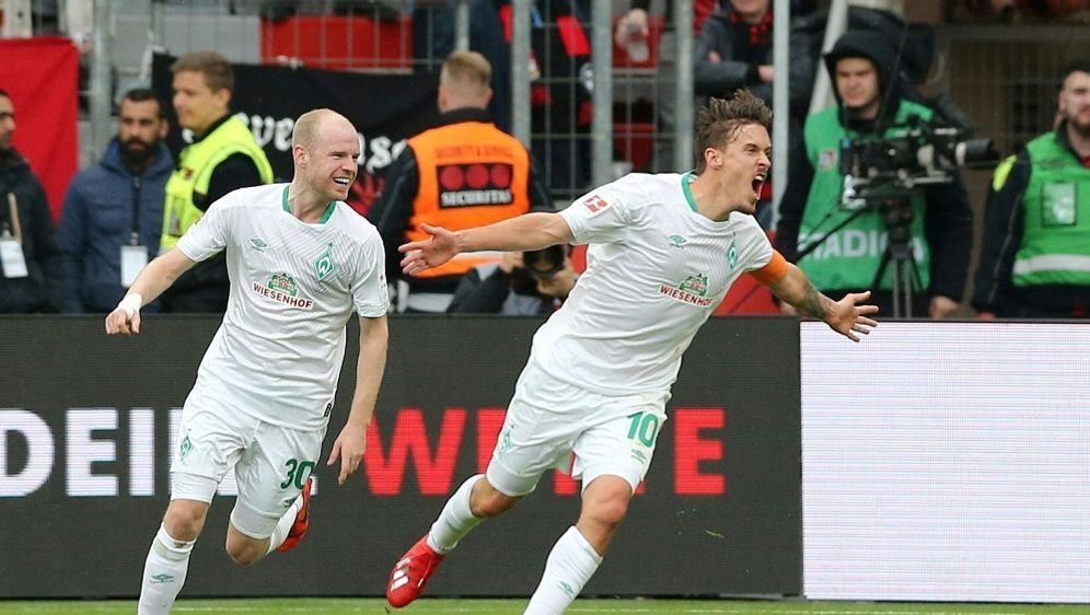 Max Kruse avancierte mit zwei Toren zum Matchwinner - Bildquelle: FIROFIROSID