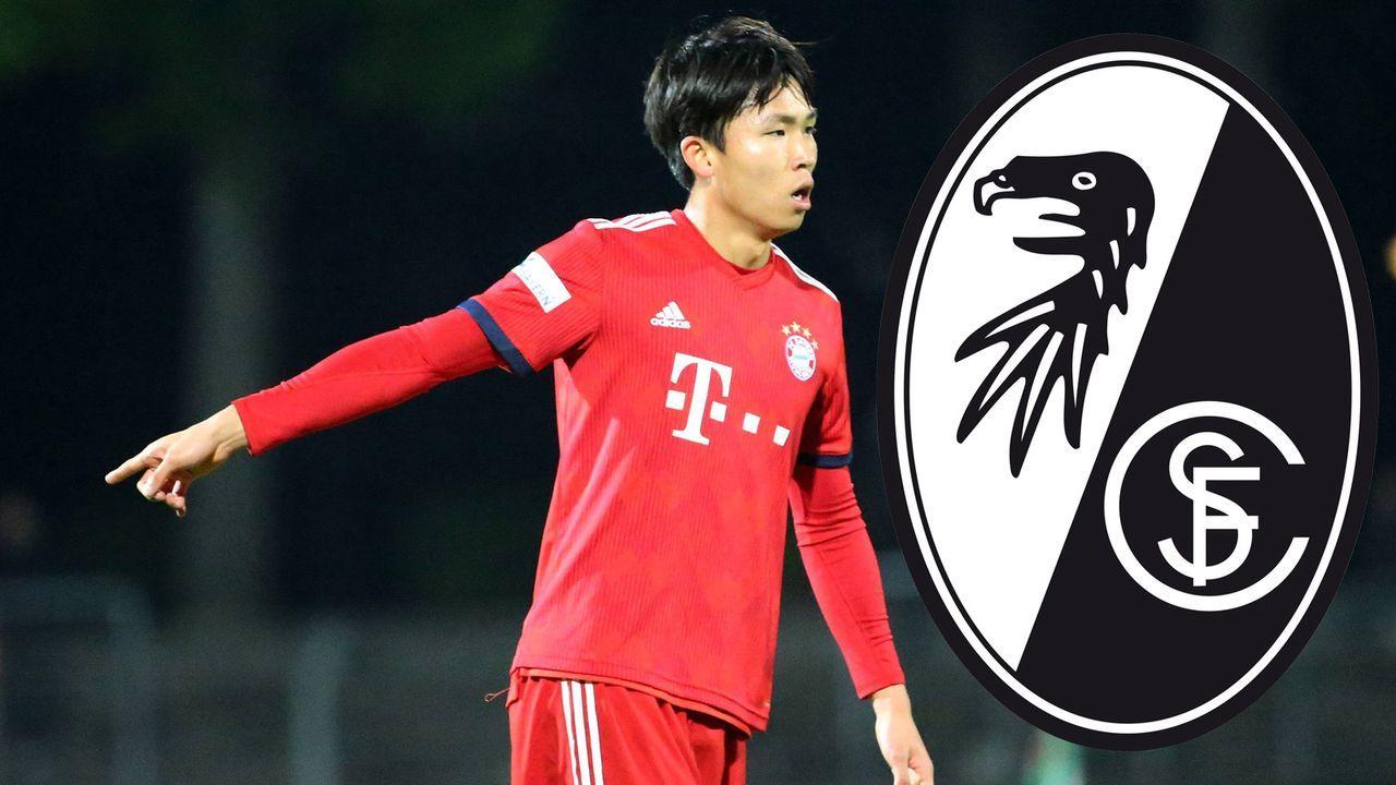 Woo-Yeong Jeong  (SC Freiburg)  - Bildquelle: imago images / foto2press