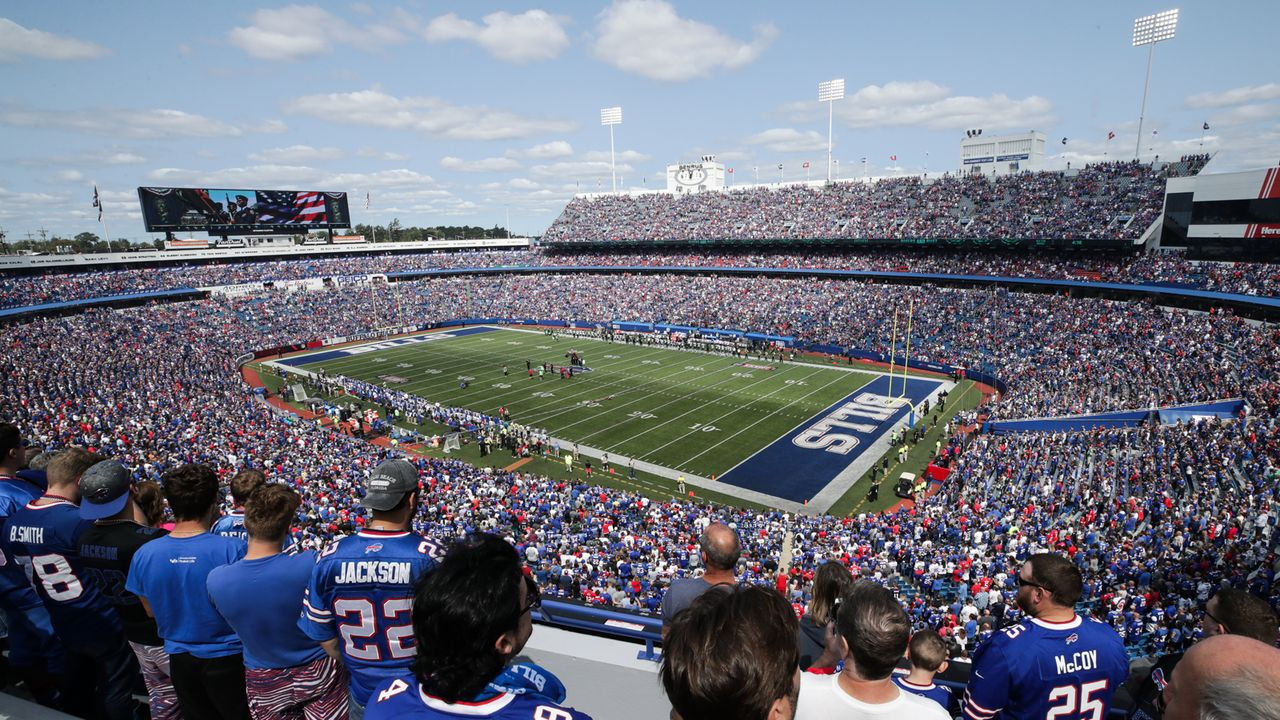 Buffalo Bills: Highmark Stadium - Bildquelle: Getty Images