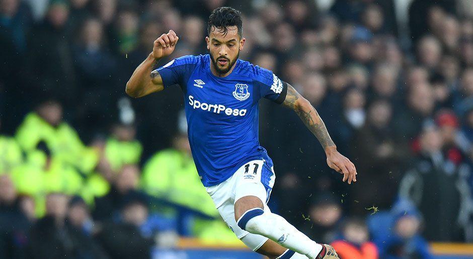 4. Theo Walcott (FC Everton) - Bildquelle: 2018 Getty Images