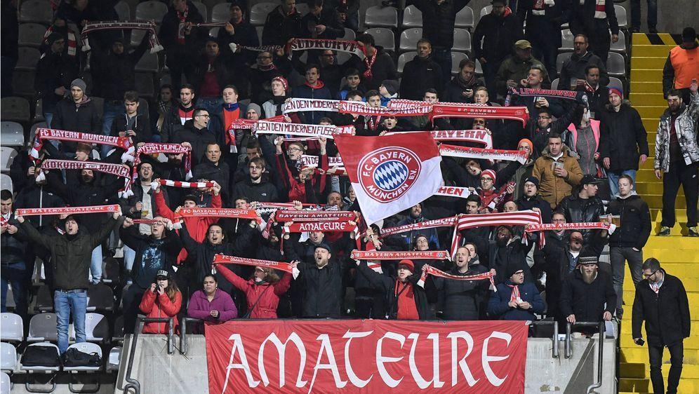 Die Amateure des FC Bayern München stiegen vor der laufenden Saison in die 3... - Bildquelle: imago/foto2press